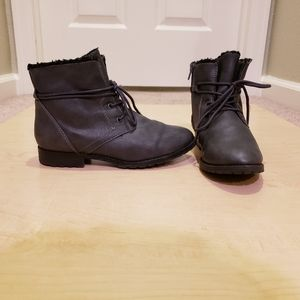 Sporto Ankle Boots Sz 6.5